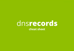 DNS Records Cheat Sheet